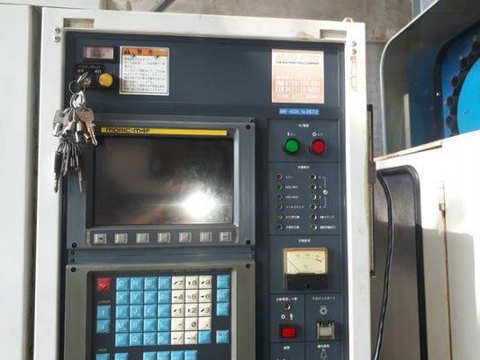 sửa máy phay Mori Seiki MV40